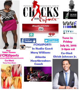 Chicks 7.31.2015Marq Williams