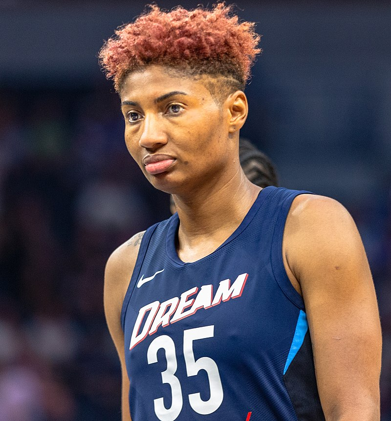 Angel McCoughtry Cleared to Play