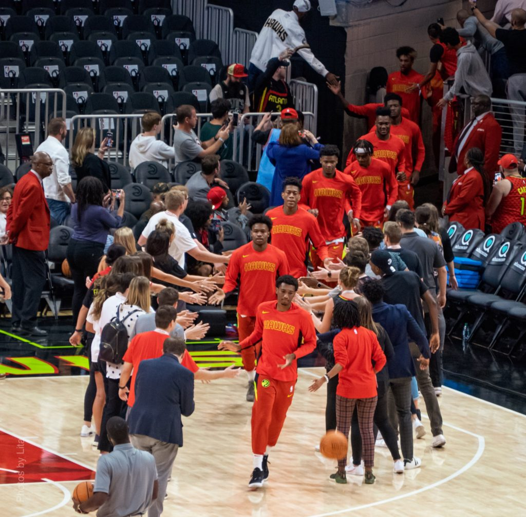 Shifting the Momentum: Hawks Break Losing Streak with Home Win