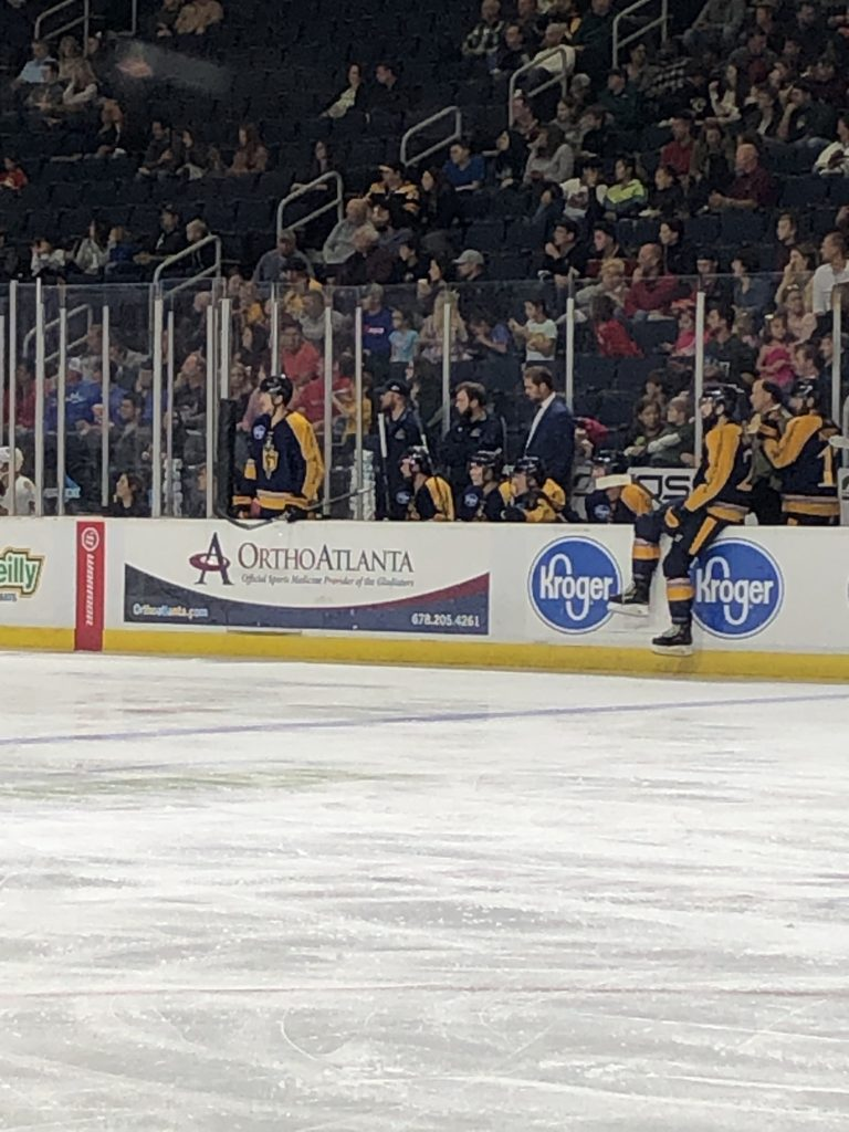 Messner lifts Glads to victory over Indy